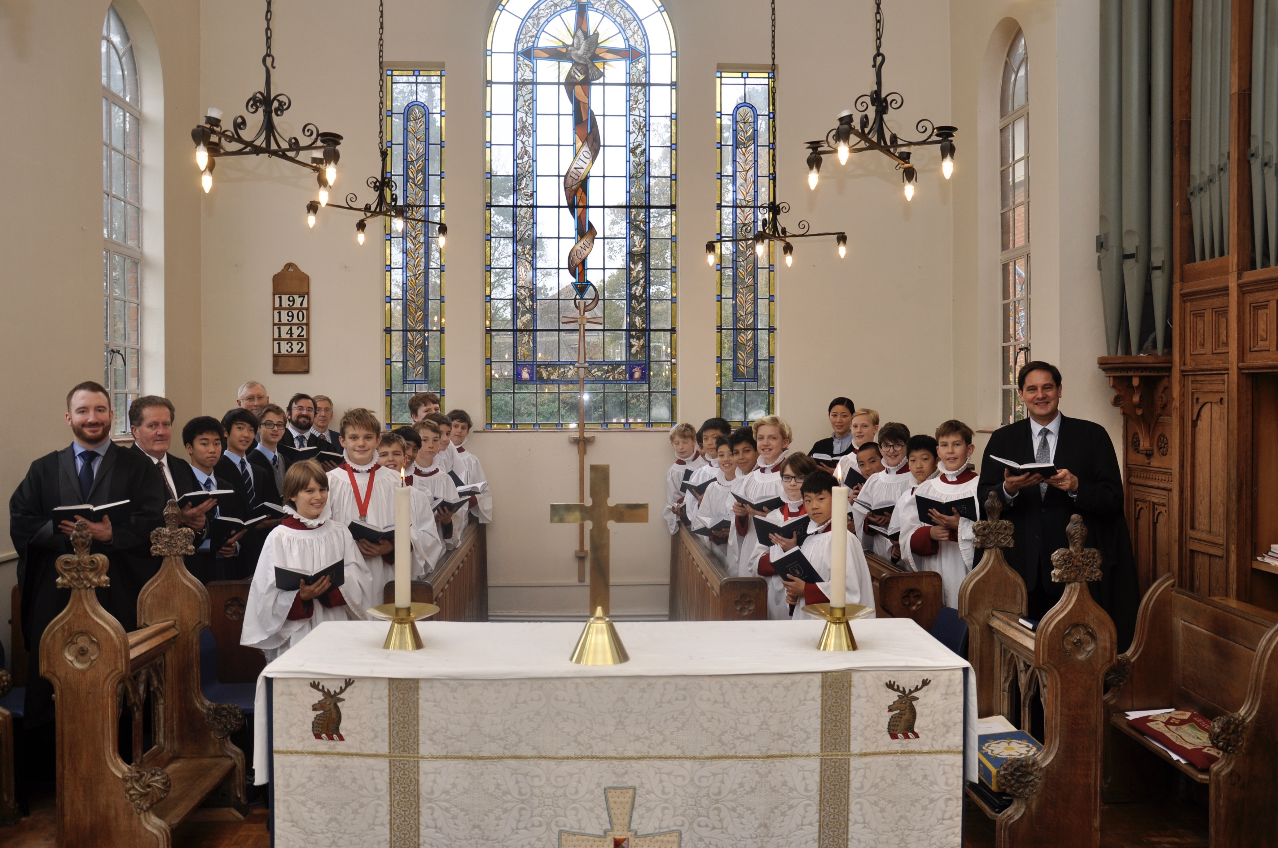 Papplewick Chapel Choir