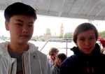 Boarders' First weekend - Sunday trip to London