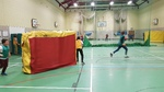 Saturday night Boarders' entertainment Ultimate Dodgeball