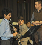 Arts Festival Grand Variety Performance Instrument winners