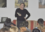 Author Visit - Sarah Baker