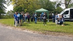 Sponsored Walk and picnic lunch in Windsor Great Park in aid of 'Wooden Spoon'.