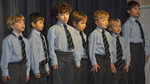 Junior Concert Class singing