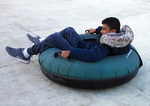 Sunday Boarders' Activity - Snow tubing