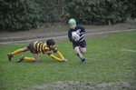 Rugby vs Woodcote under 11