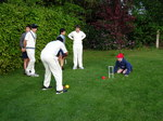 Inter House Croquet 2015