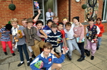 European Day of Languages and Culture - boys