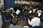 Arts Festival Grand Variety Performance Choirs, Orchestra and house shout winners