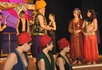 Aladdin Jr - scenes from the play