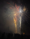 Fire works Sunday 6 November