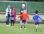 Inter House Football