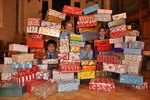 Samaritans' Purse Shoebox Appeal 2010