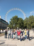 Visiting the London Eye