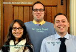 Meet the new teaching staff for Lent 2015