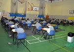 Exams for the lower school - excluding Scholarship 7 and the Year 8s.